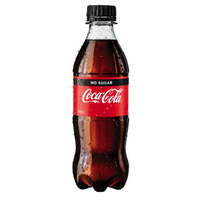 Coca-Cola No Sugar 390ml